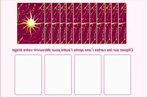 Voyance amour tirage cartes de tarot gratuit gratuite