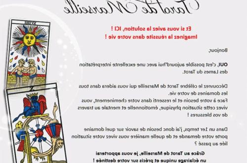 Voyance amour tarot marseille gratuit gratuite