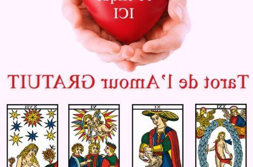 Voyance amour tarots gratuite