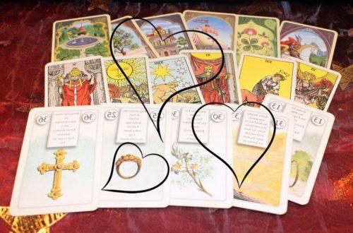 Voyance amour tirage carte tarot gratuit gratuite